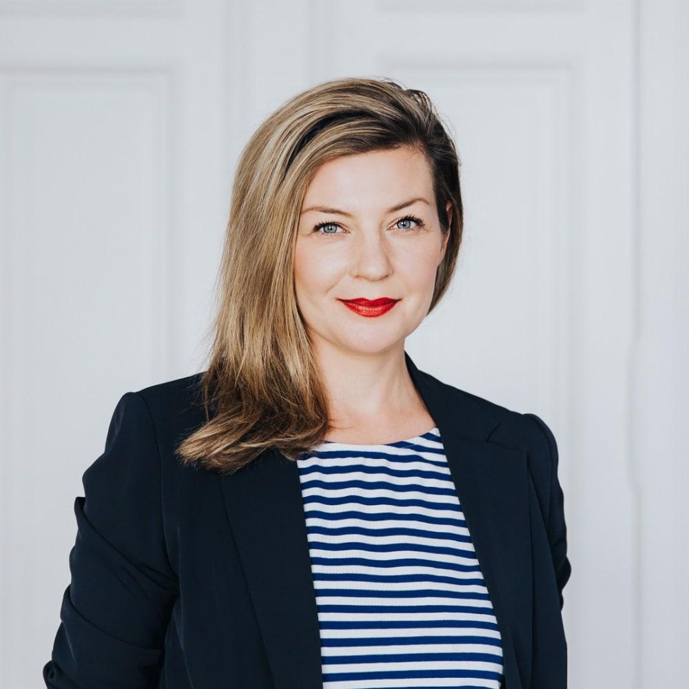Jula Lakritz is interaction designer