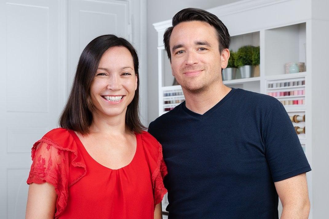 Ina Fischer und Christian Jähnel pattydoo