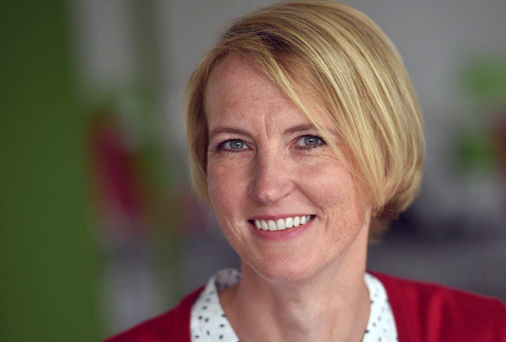 Sonja Mund Christoffel Blindenmission